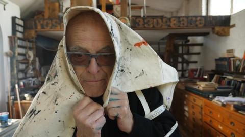 Articulate -- Ralph Steadman: Godfather of Gonzo