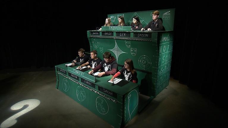 Scholastic Hi-Q: Fairfield vs. Frankfort 2916