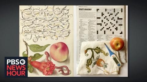 In this quarantine art challenge, creativity begins at home