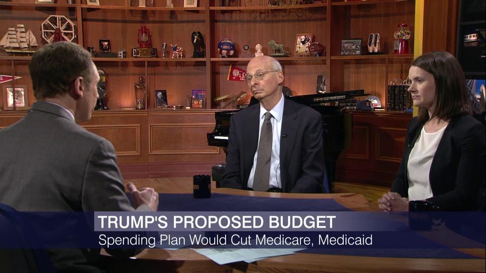 A Closer Look at Trump's Proposed Medicare, Medicaid Cuts image