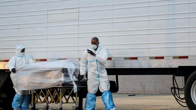 Understanding the magnitude of U.S. coronavirus death toll