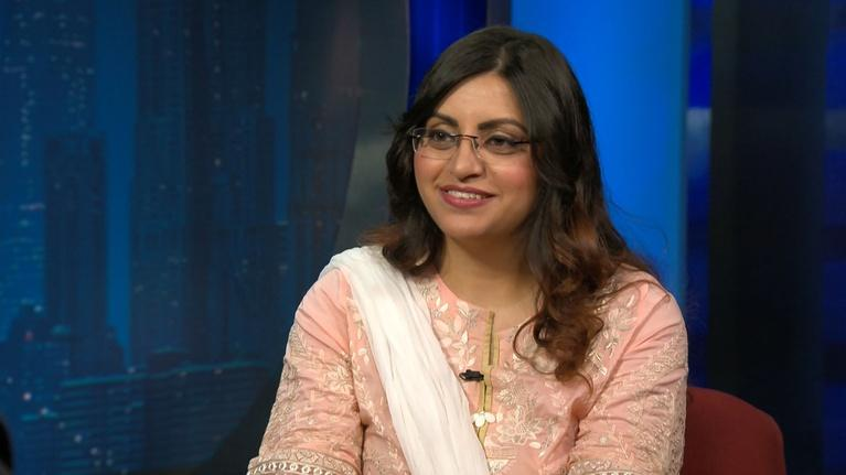"Amanpour and Company: Gulalai Ismail: ""People Would Give Me Death Threats"""