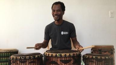 THE SOUND OF DRUMS AS A LANGUAGE - English Captions