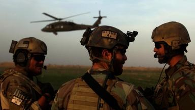 U.S. responds to Iran threats with more troops, arms sales