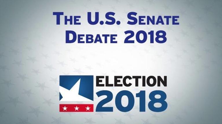 Wyoming News and Public Affairs: Wyoming 2018 U.S. Senate General Election Debate
