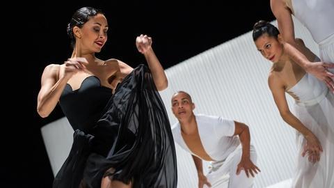 Ballet Hispanico -- Ballet Hispanico