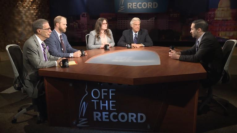 Off the Record: Steve Sinas | OTR OVERTIME | May 17, 2019