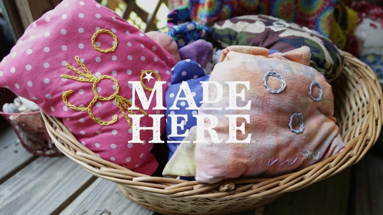 Made Here: Rockin' Rags Random Homemade Stuff