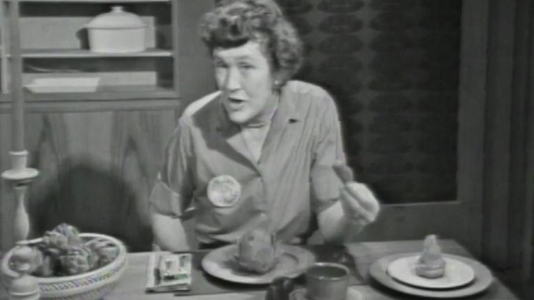 The French Chef with Julia Child: Artichokes From Top To Bottom