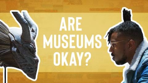 Origin of Everything -- The Problem with Museums