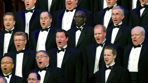 """Christmas with the Mormon Tabernacle Choir -- Christmas Children (from """"Scrooge"""")"""