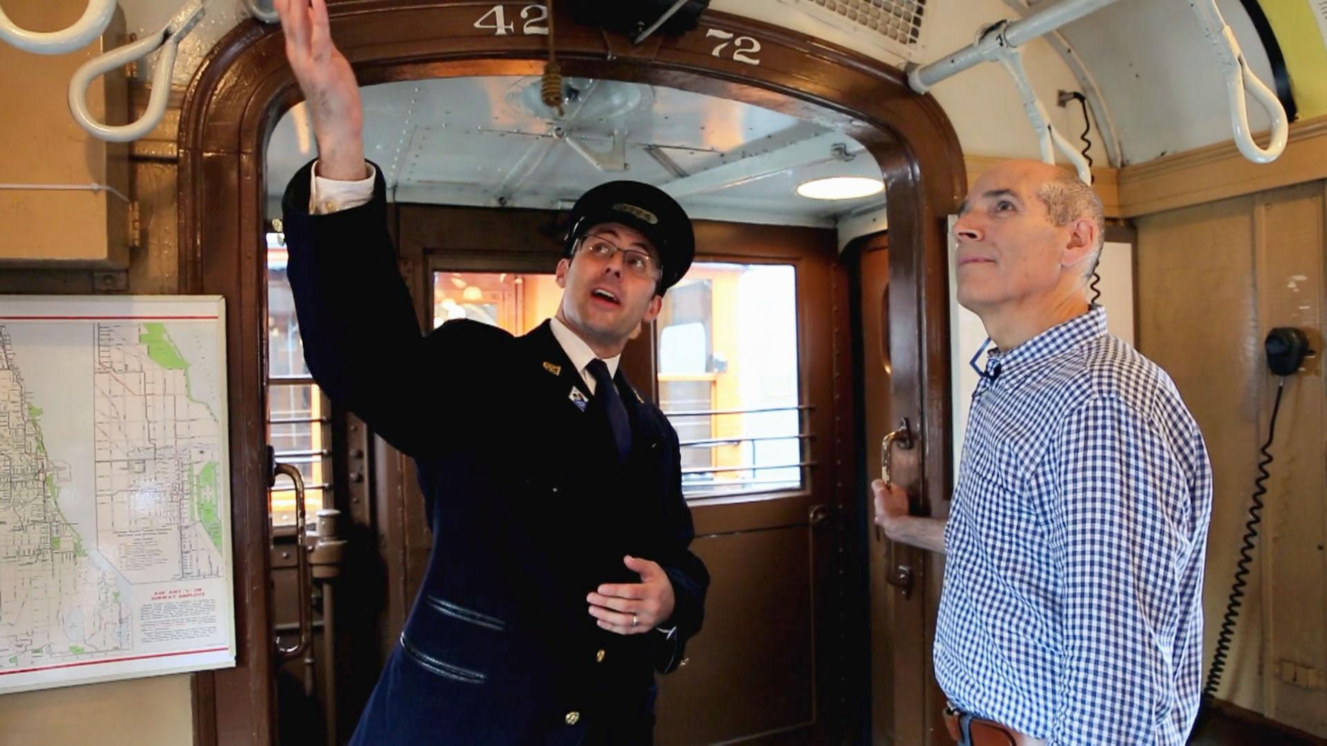 1920s-Era 'L' Train