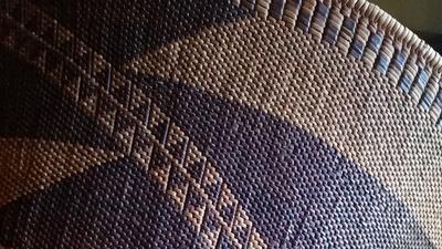 Craft in America | Pomo coil baskets