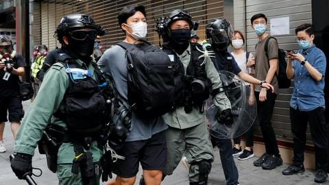 As China tightens grip on Hong Kong, how will U.S. respond?