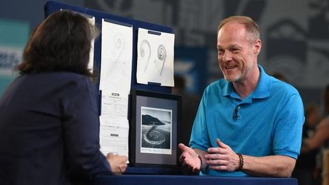 Antiques Roadshow -- S21 Ep11: Owner Interview: Spiral Jetty Archive, ca. 1970