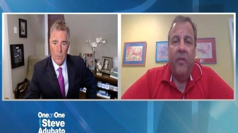 Former NJ Gov. Christie on COVID, Trump & Confronting Racism