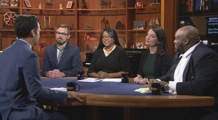 Chicago Tonight: The Week in Review: Eddie Johnson Out