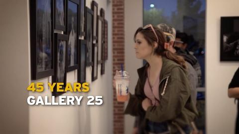 ValleyPBS Specials -- Gallery 25 celebrates 45 years