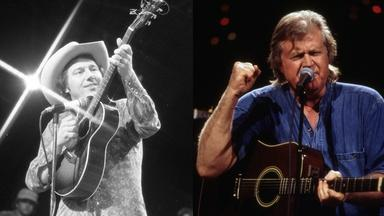 Texas Icons: Jerry Jeff Walker and Billy Joe Shaver