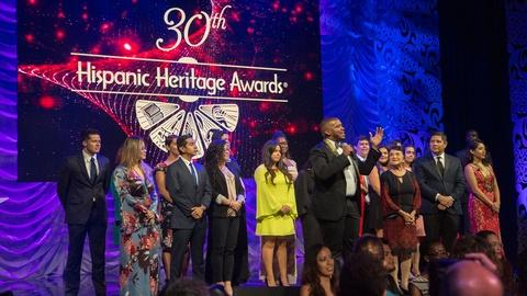 Hispanic Heritage Awards -- Dreamers