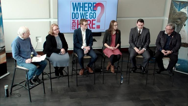 Where Do We Go From Here?: Where do We Go From Here