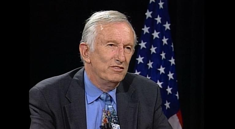 From The Archives: Report from Washington - Jim Jeffords