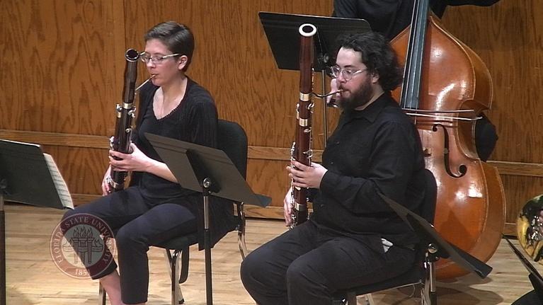 WFSU Music: FSU Chamber Winds | February 19, 2018