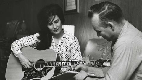 Country Music -- Loretta Lynn Describes Her Songwriting Philosophy