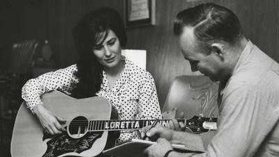 Country Music | Loretta Lynn Describes Her Songwriting Philosophy
