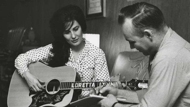 Loretta Lynn Describes Her Songwriting Philosophy