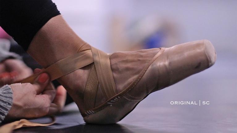 Original SC: Ballerina Regina Willoughby