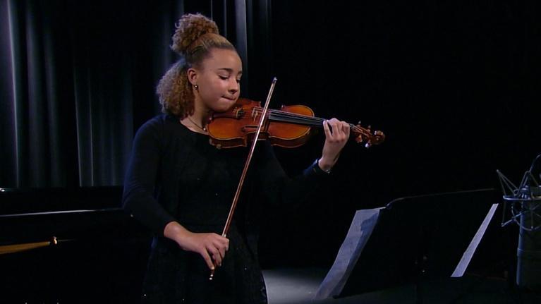 Classical Student Musician of the Month: Kyra Watts   Allegro Brillante