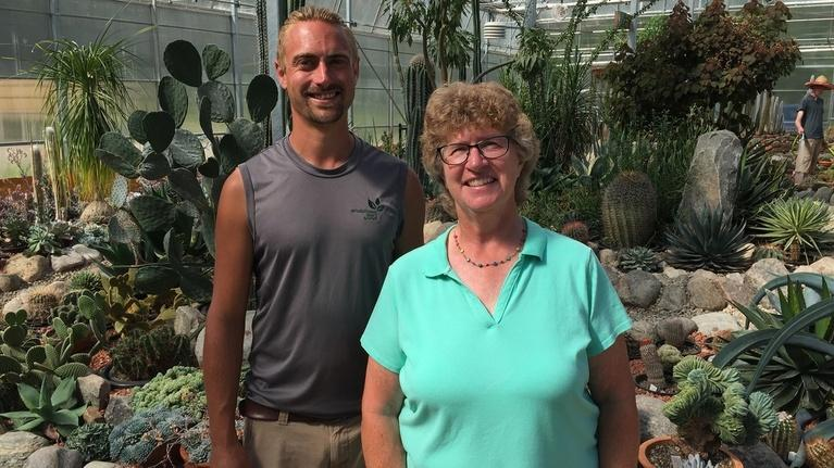 Prairie Yard & Garden: The Vitko Succulent and Cactus Collection
