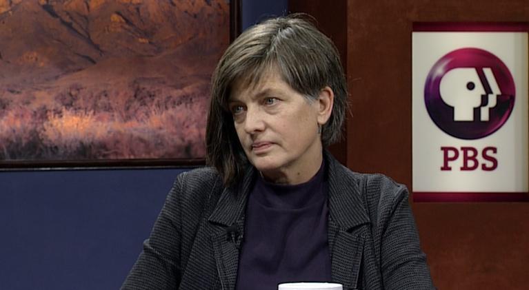 KRWG Newsmakers: Newsmakers 1202  Gail Evans  Jan. 16, 2020