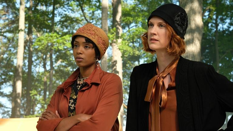 Frankie Drake Mysteries: Summer in the City