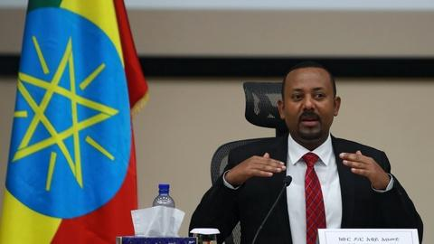 PBS NewsHour -- News Wrap: Ethiopia's leader denies claims of atrocities