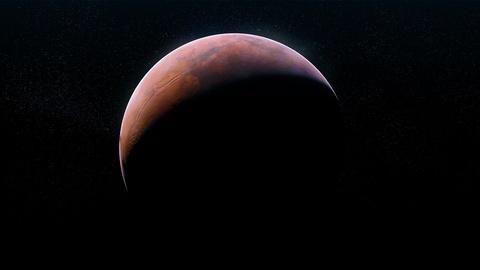 NOVA -- The Planets: Mars