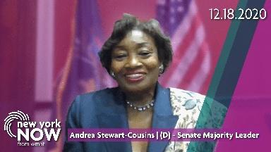 Senator Andrea Stewart-Cousins on State Budget, Priorities