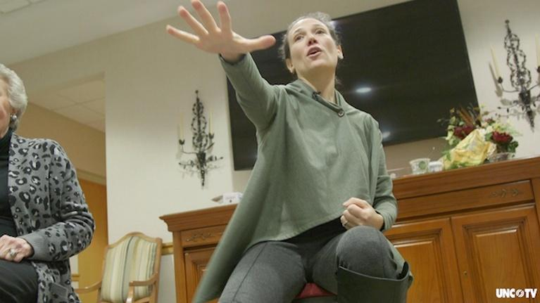 SCI NC: How improv dance helps people with memory loss