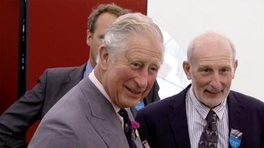 The Prince of Wales' Funny Side