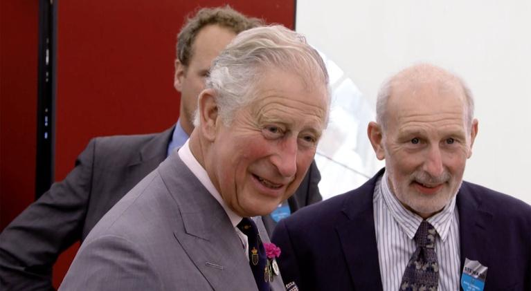 Prince Charles at 70: The Prince of Wales' Funny Side