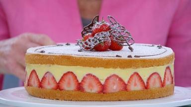 Technical Challenge: Fraiser Cake