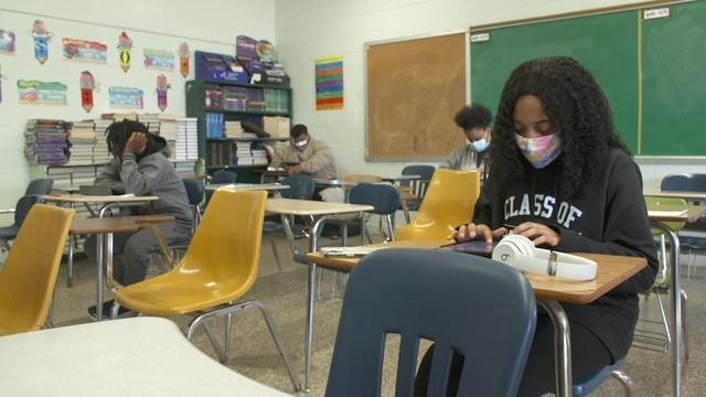 Students with limited broadband at risk of falling behind