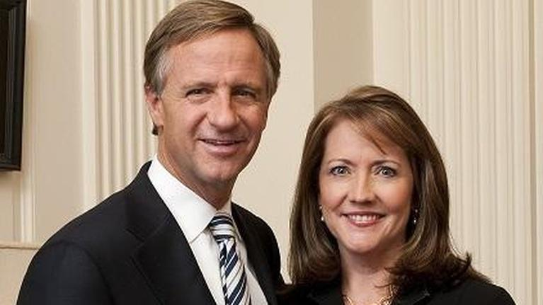 One on One with Becky Magura: One on One with Tennessee Governor & First Lady Haslam