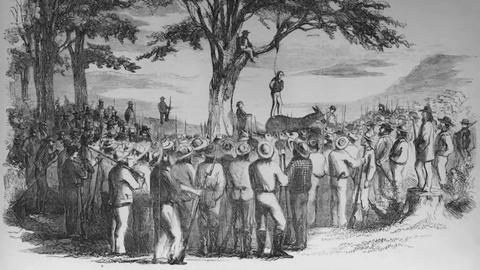Lost L.A. -- Hanging Trees: The Untold Story of Lynching in California