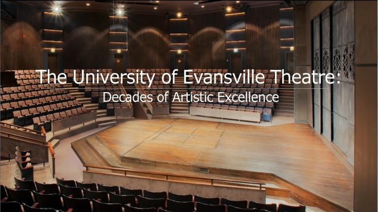 WNIN Documentaries: The University of Evansville Theatre