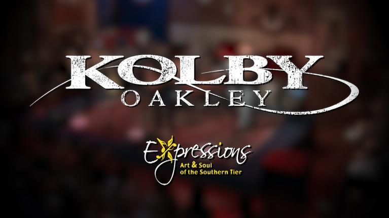 Expressions: Kolby Oakley