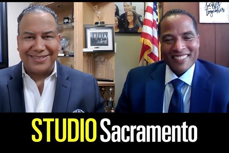 Studio Sacramento: Sacramento Police Chief Daniel Hahn Thumbnail