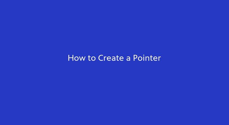 PBS: PBS LearningMedia: How to Create a Pointer
