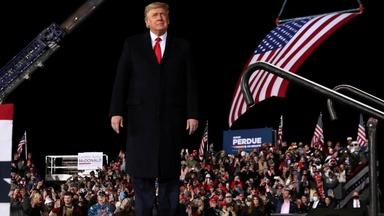 Republicans who voted to convict Trump face political peril